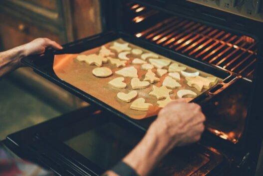 Bradepande til bagning
