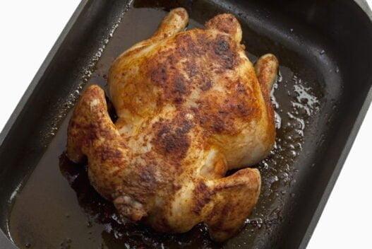 Kylling i bradepande